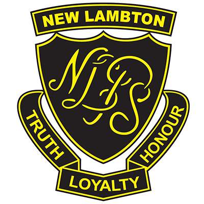 New Lambton Public School logo